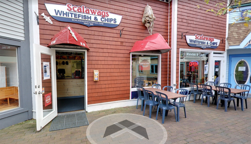 virtual tour of Scalawags